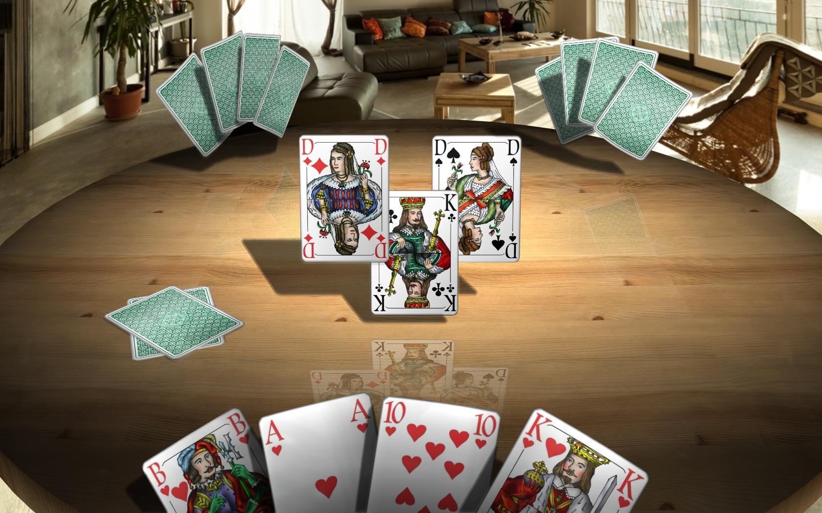 Deutschlands Kartenspiele Deluxe